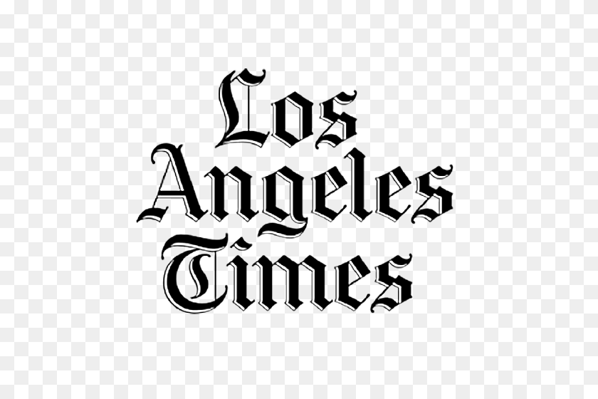 500x500 The Los Angeles Times Press News Melt Method - Los Angeles PNG