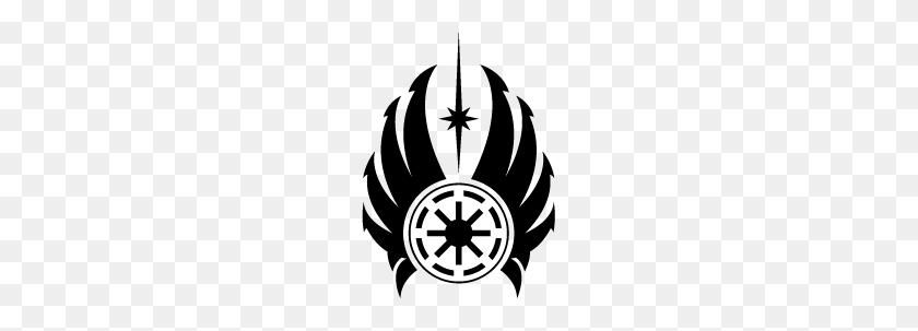 The Old Jedi Order Emblem Jedi Council Forums - Jedi Logo PNG