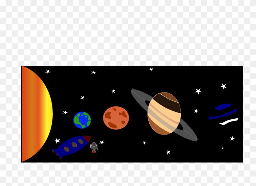 The Planetary System Sistema Solar Solar System Learn - Solar System Clipart