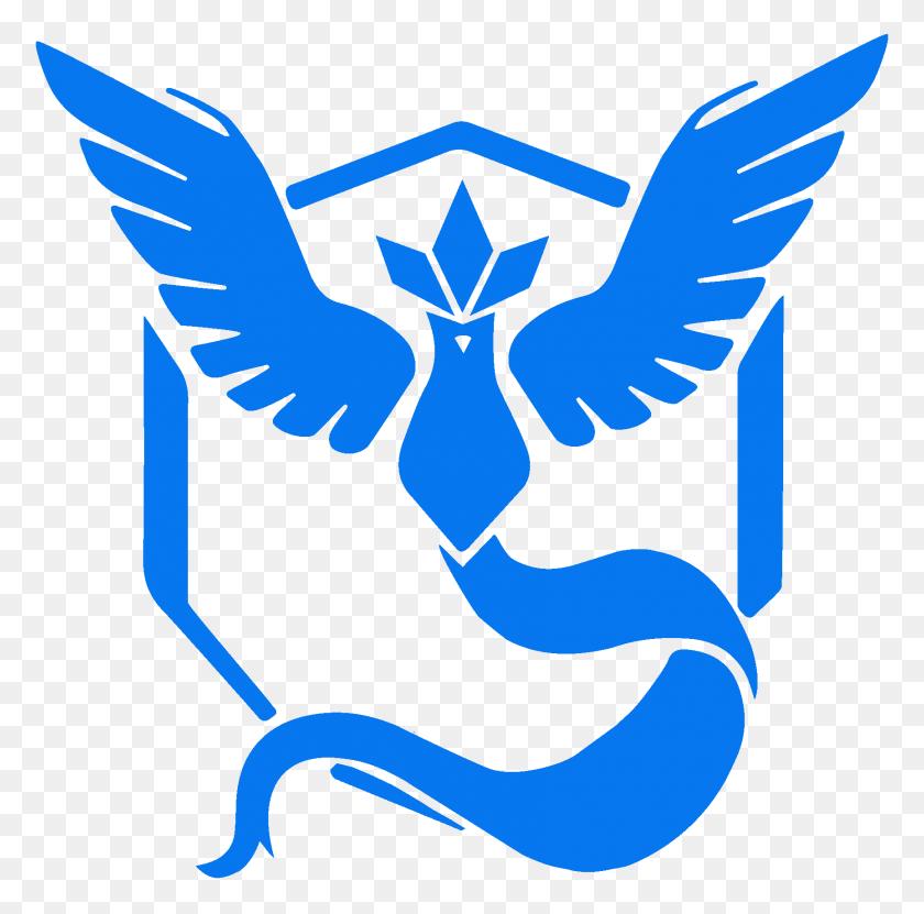 The Real Team Mystic Logo High Resolution Pokemongo - Pokemon Go Logo PNG