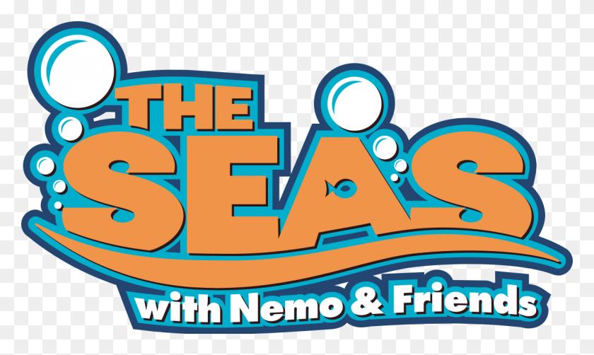 The Seas With Nemo Friends - Finding Nemo Clipart