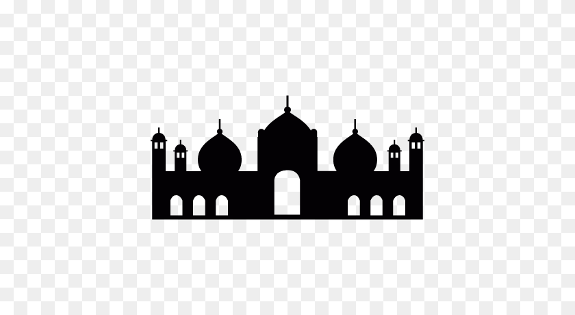 The White Mosque, Backgrounds Png - Masjid Clipart