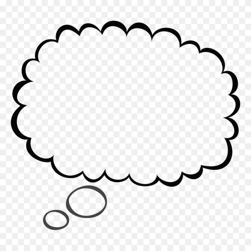 Think Clipart Think Bubble Clipart - Brain Clipart Transparent