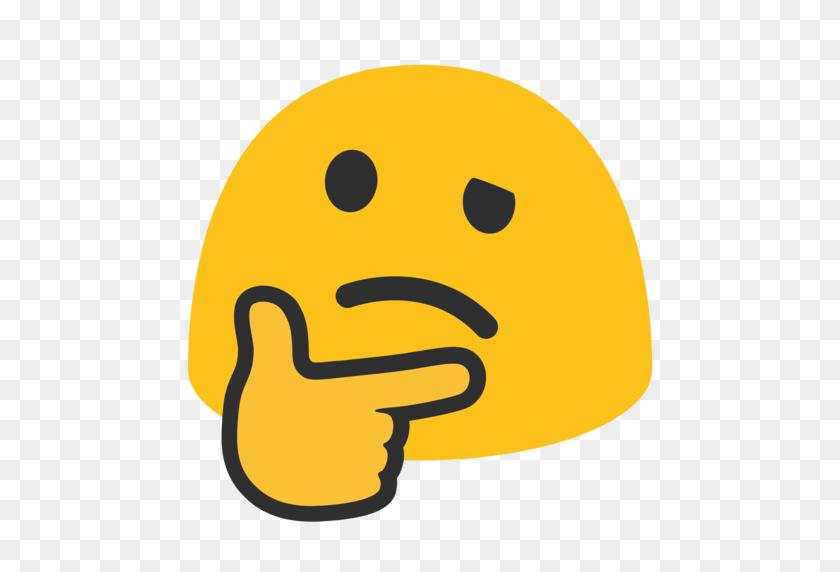 Thinking Face Emoji Thinking Emoji - Thinking Emoji Clipart
