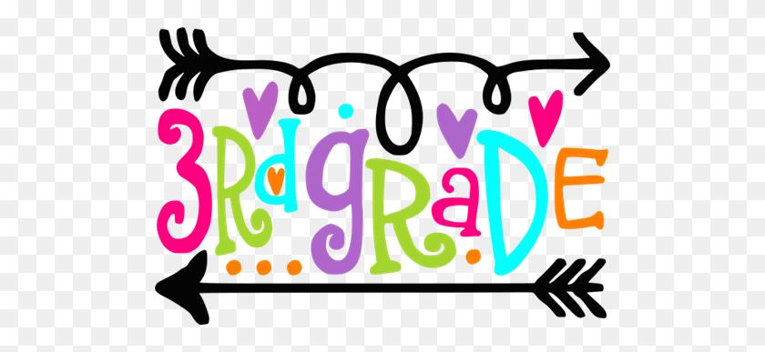 Third Grade Third Grade - 3rd Grade Clipart