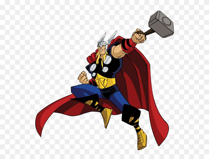 Mcu Thor Vs Dceu Wonder Woman - Thor PNG – Stunning free