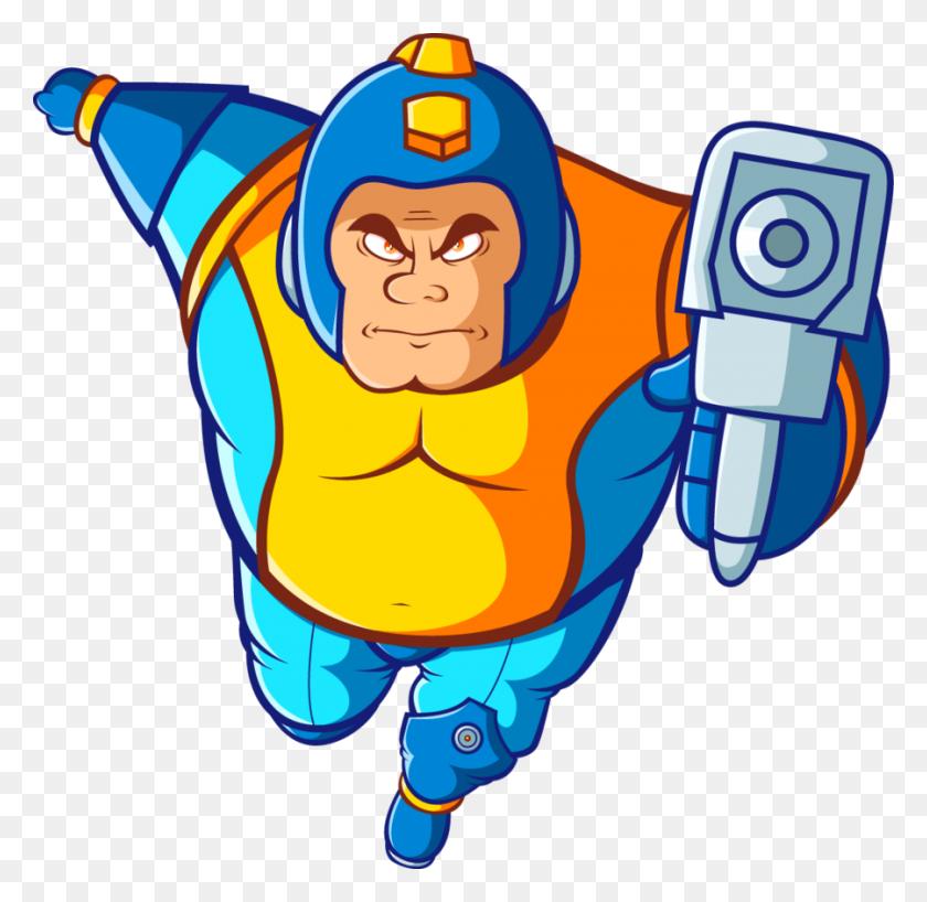 900x875 Thr Catfish Directors To Helm Mega Man Movie For Fox Neogaf - Megaman PNG