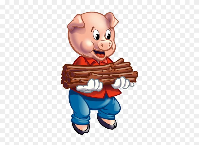 Three Little Pigs Clip Art Look At Three Little Pigs Clip Art - Dancing Pig Clipart