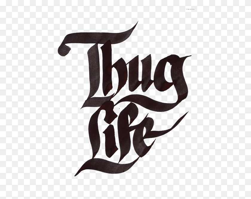 Thug Life Clip Art - 2pac PNG – Stunning free transparent png