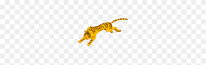 207x207 Tiger Running Clipart, Explore Pictures - Saber Tooth Tiger Clipart
