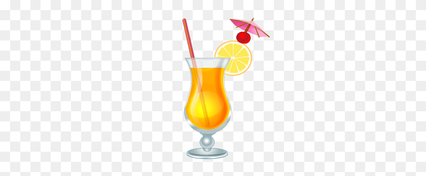 Tiki Drinks Cliparts - Hurricane Clipart