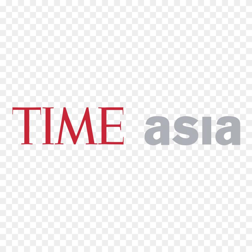 2400x2400 Time Asia Logo Png Transparent Vector - Asia PNG