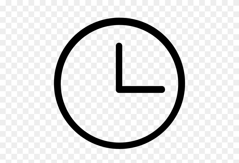 Time Icon Png And Vector For Free Download - Time Icon PNG