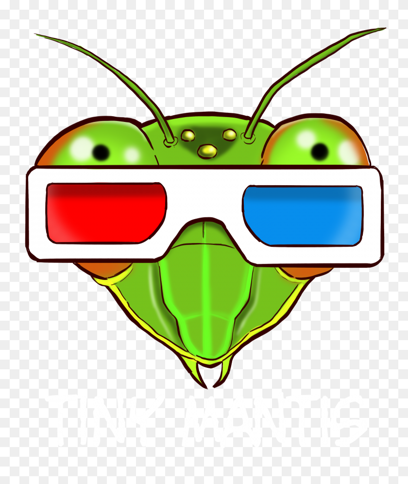 Tiny Mantis T Shirt Daily Tech News Show - Mantis PNG