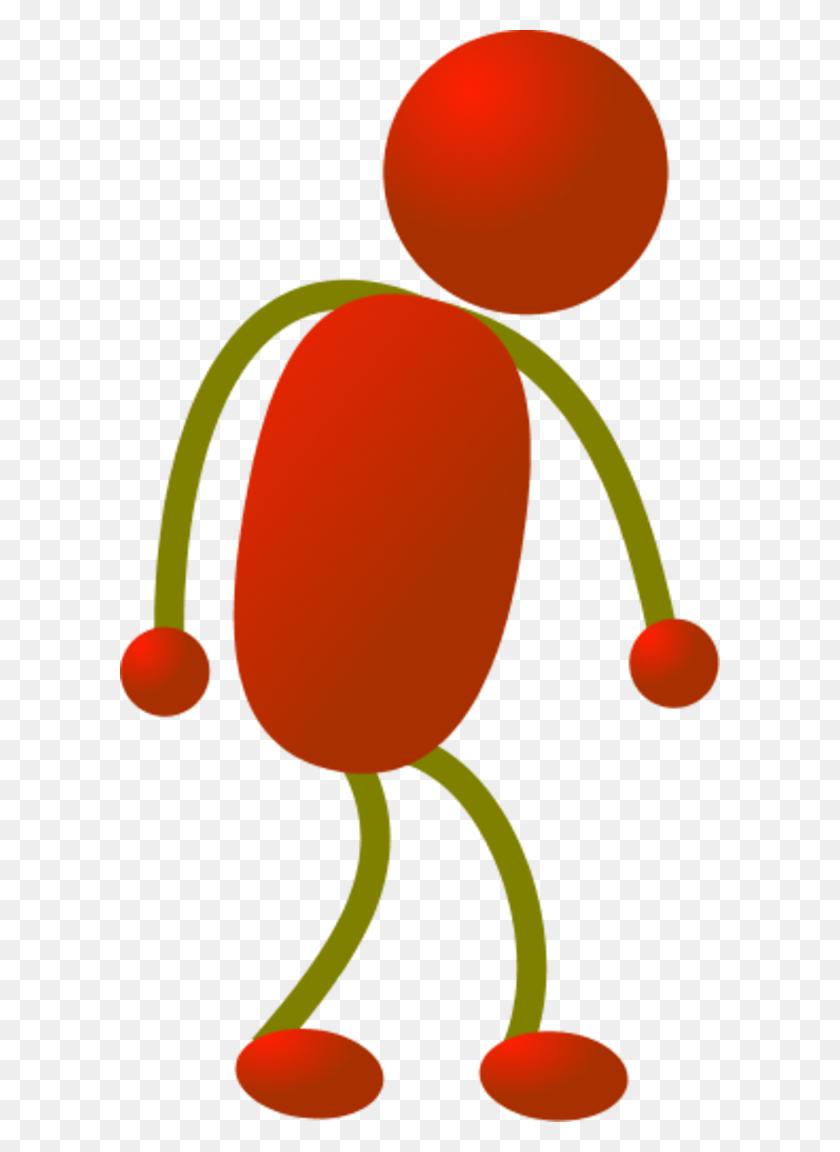 Tired Clipart Man Walking - Man Walking Clipart