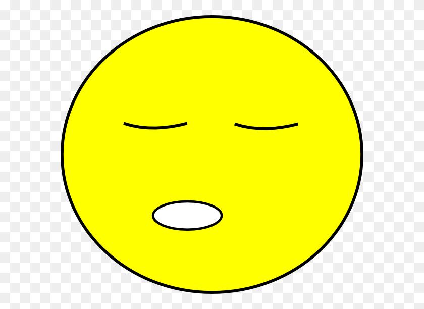 Tired Face Clip Art, Tired Face Clipart - Tired Face Clipart