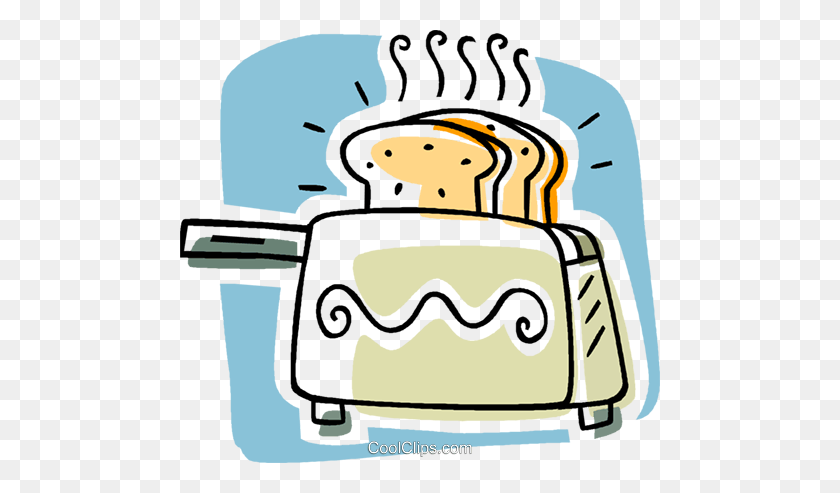 Toast Clipart Toaster Oven - Free Clip Art Toaster - Png Download - Full  Size Clipart (#1335367) - PinClipart