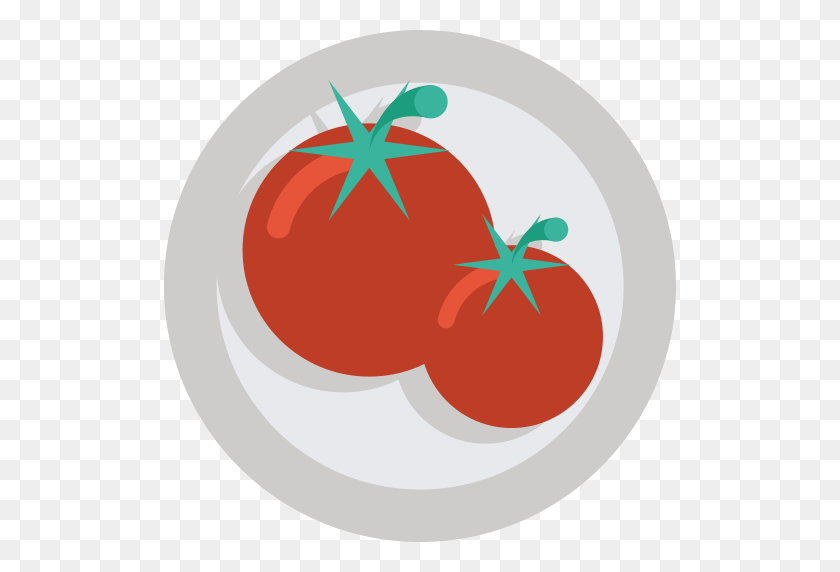Tomatoes, Food, Vegetable Icon With Png And Vector Format For Free - Tomatoes PNG