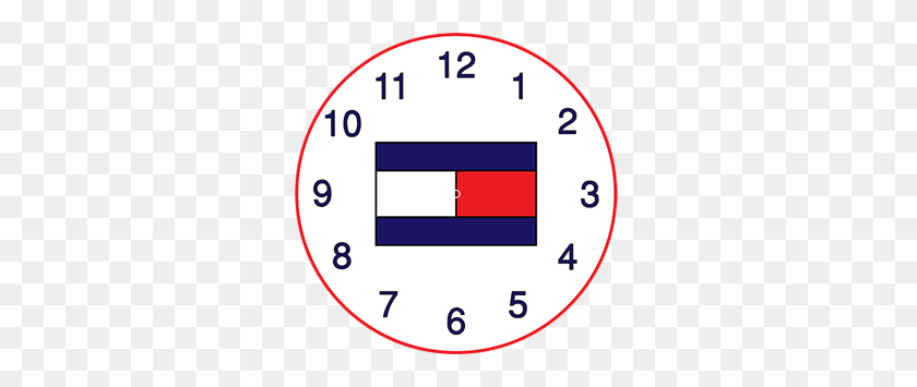 Tommy Hilfiger Clock Cover Logo Vector - Tommy Hilfiger Logo PNG