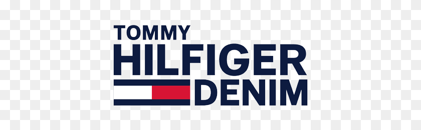 Tommy Hilfiger Denim Menswear Standout - Tommy Hilfiger Logo PNG
