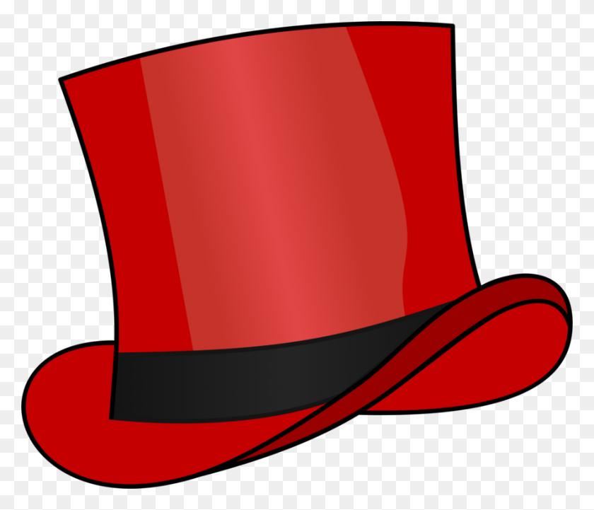 Top Hat Baseball Cap Cowboy Hat Six Thinking Hats - Thinking Cap Clipart