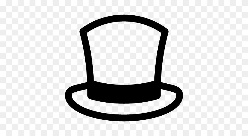 Top Hat Clipart Logo - Top Hat Clipart