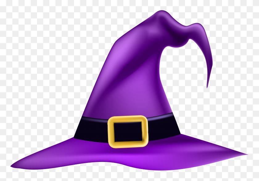 Top Hat Clipart Purple - Top Hat Clipart