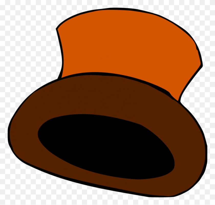 Top Hat Cowboy Hat Headgear Party Hat - Cowboy Hat Clipart Free