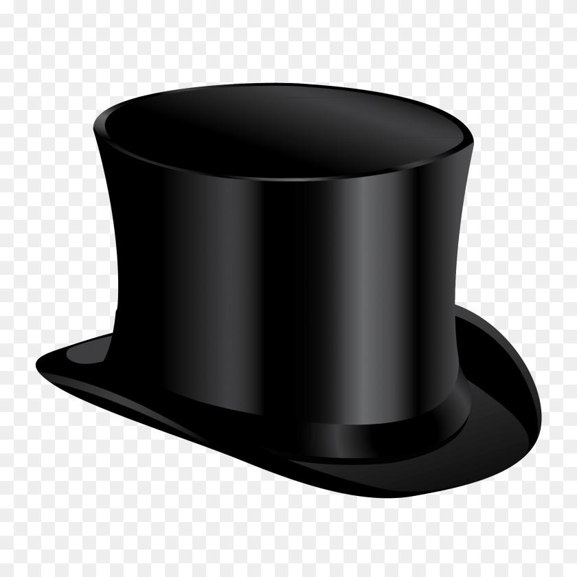 Top Hat Png Transparent Images - Top Hat Clipart