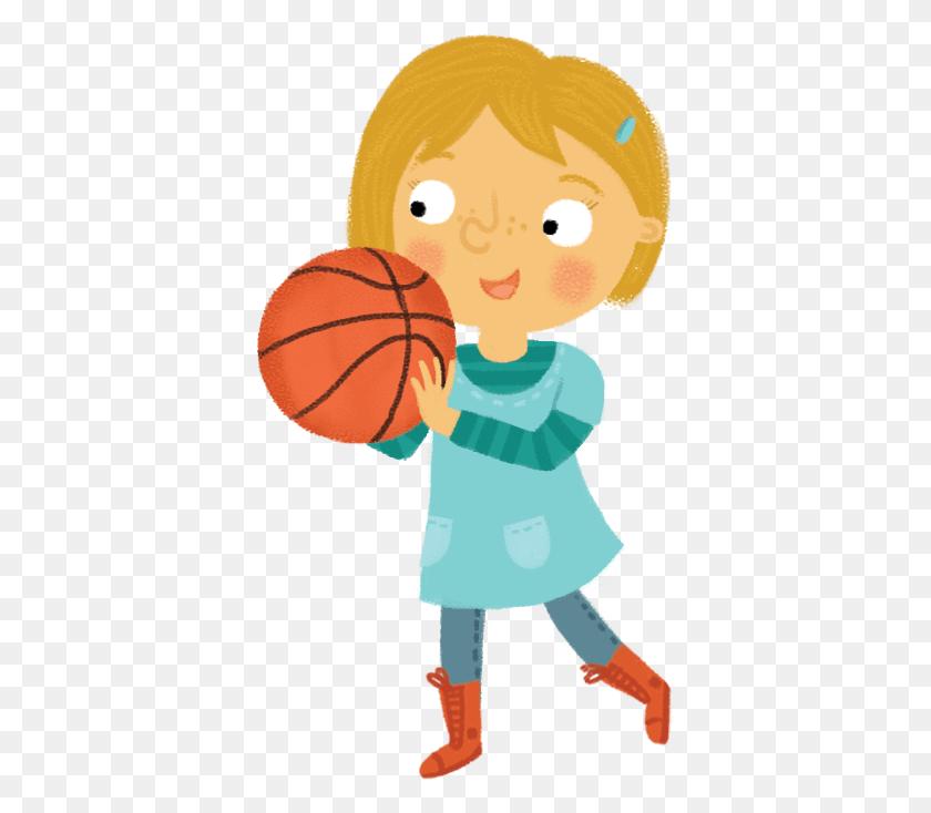 Topics Go! Gaelic - Basketball Ball PNG