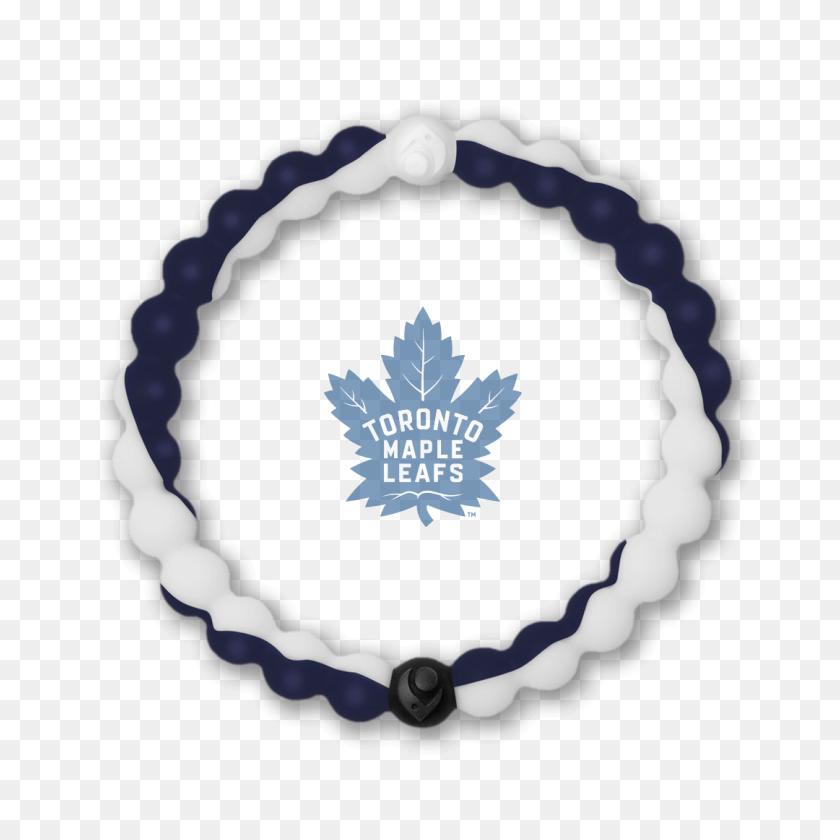 Toronto Maple Leafs Bracelet Lokai X Nhl - Toronto Maple Leafs Logo PNG