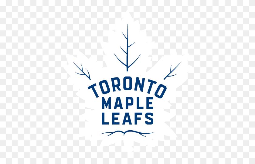 Toronto Maple Leafs New Logo Sweater - Leaf Logo PNG