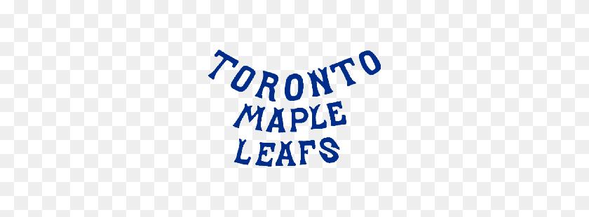 Toronto Maple Leafs Wordmark Logo Sports Logo History - Toronto Maple Leafs Logo PNG