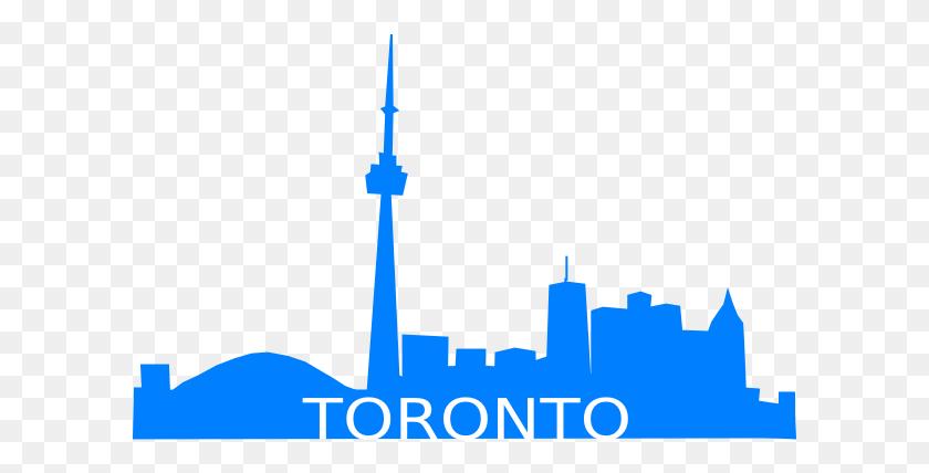 Toronto Skyline Tattoo Toronto Skyline, Toronto - City Skyline Clipart