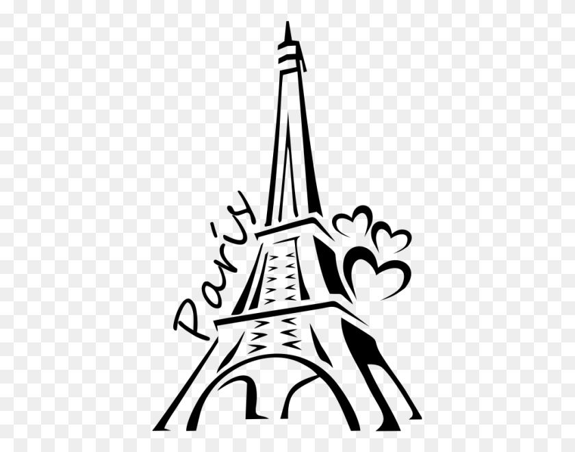 Torre Eiffel Caricatura Png Png Image - Torre Eiffel PNG