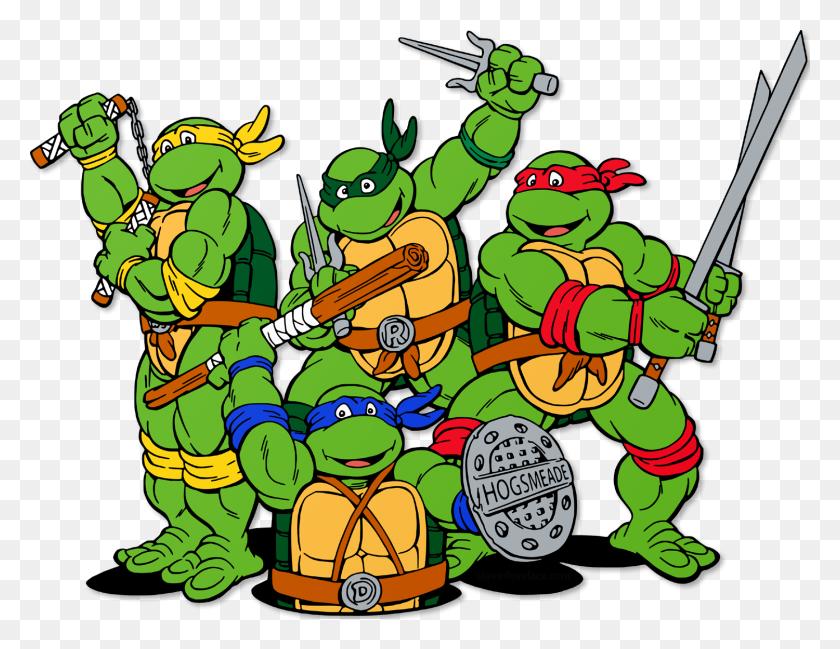 Tortugas Ninja Pizza Png Png Image - Pizza PNG