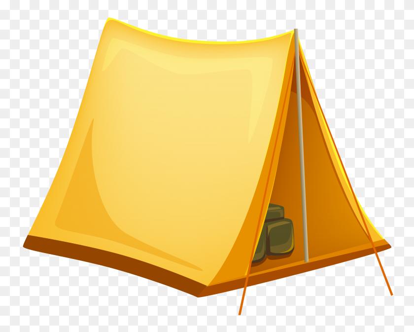 Tourist Tent Png Clip Art - Tourist Clipart