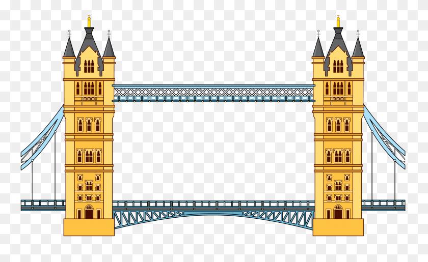 2547x1487 Tower Bridge - London Bridge Clipart
