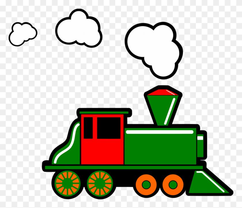 Toy Trains Train Sets Rail Transport Steam Locomotive Passenger - Passenger Clipart