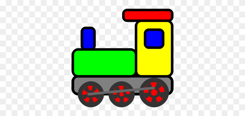 Train Engineer Clipart #1141359 - Illustration by Cory Thoman