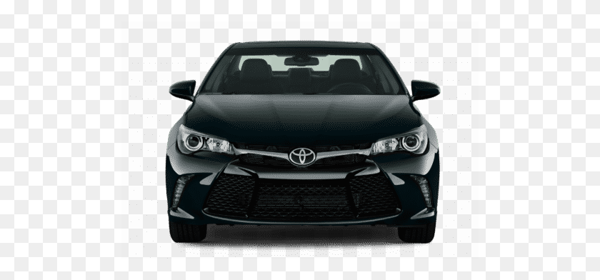 Toyota Camry Xse Sedan Front View - Car Front View PNG