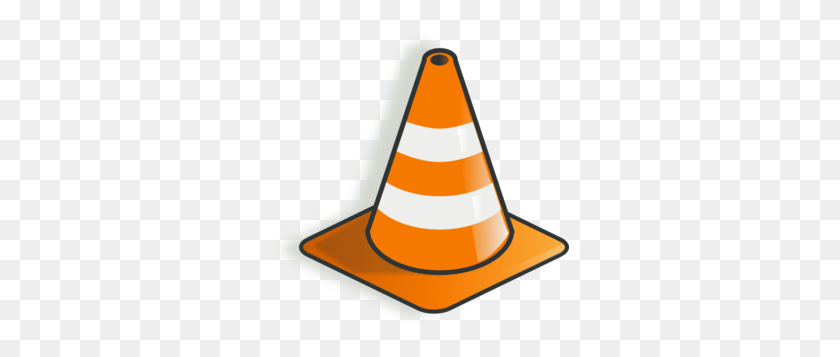 Traffic Cone Clipart - Obedience Clipart