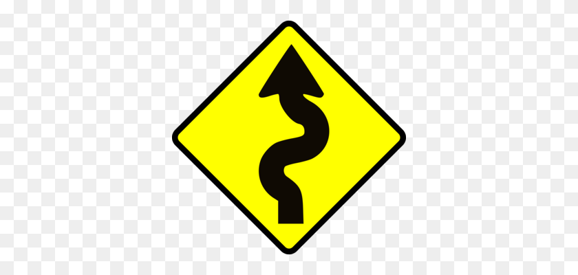 340x340 Traffic Sign Warning Sign Old Age Pedestrian - Road Sign PNG