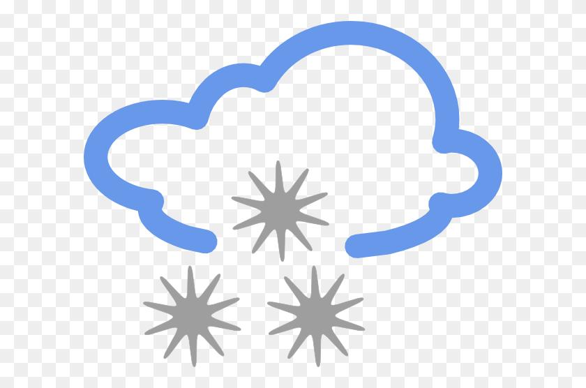 Transparent Snowflakes Clipart - Snowflakes PNG Transparent
