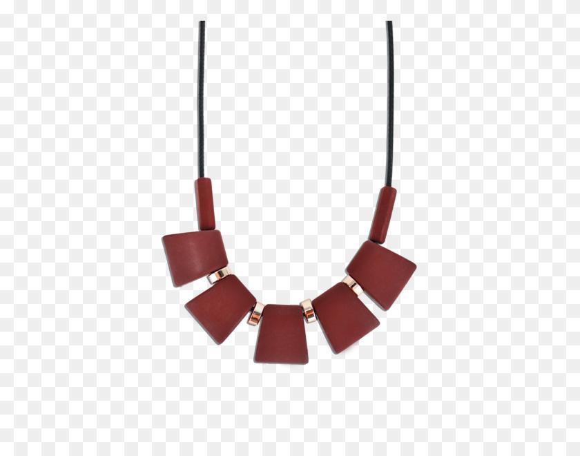 Trapezoid Statement Necklace Lou Lou Boutiques - Trapezoid PNG