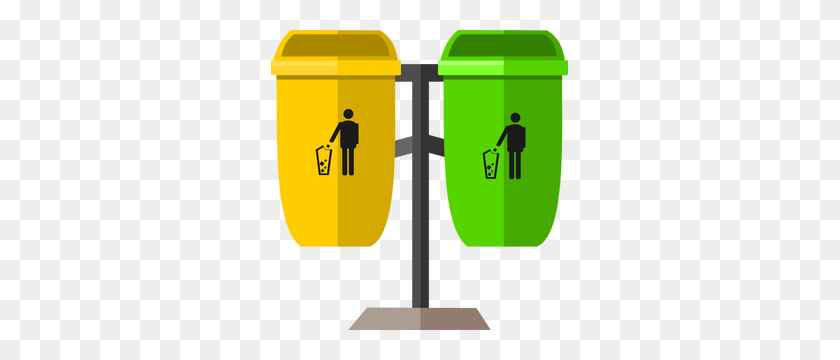 Trash Can Clipart Free - Open Trash Can Clipart