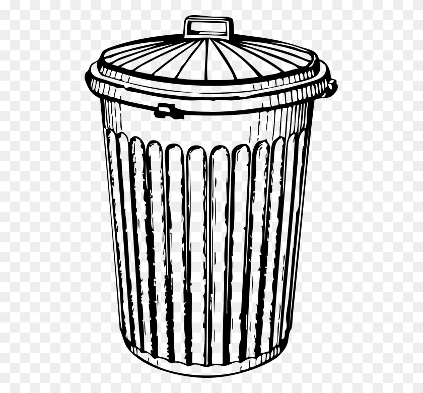 Trash Can Clipart Leftover Food - Leftovers Clipart