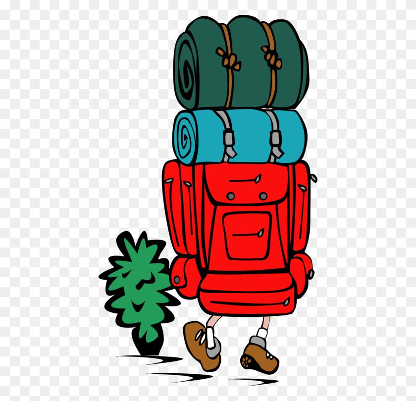 Travel Backpacking Camping Blog - Vacation Clipart
