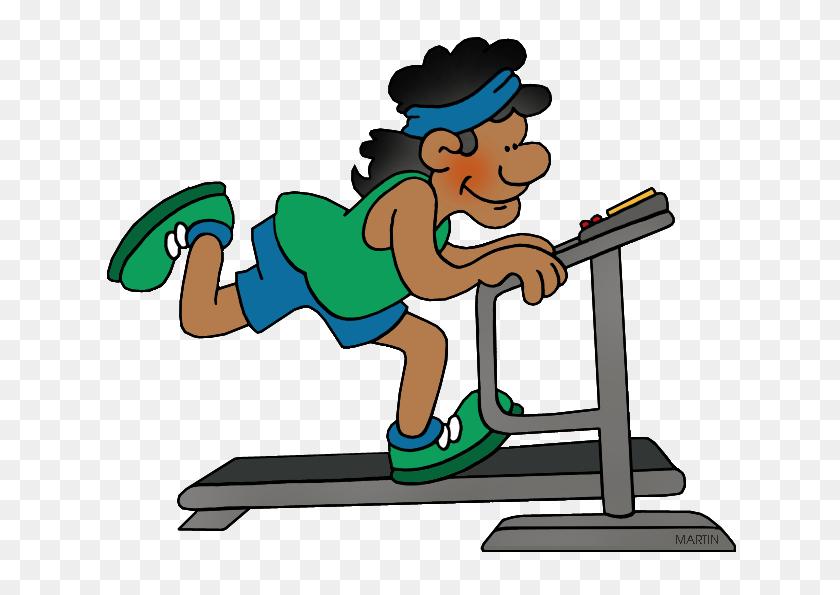 648x535 Treadmill Exercise Clip Art - Free Exercise Clip Art