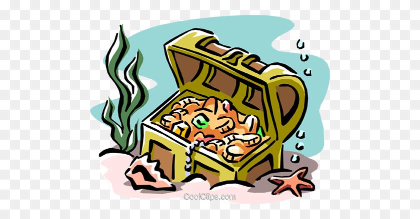 pirate treasure chest clipart - Clip Art Library